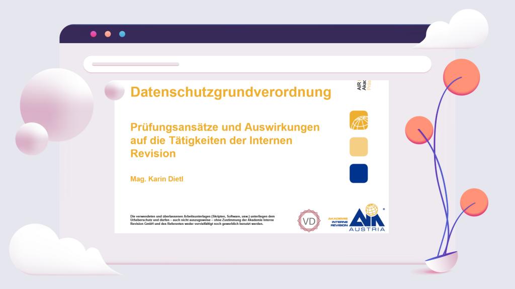 Datenschutzaudit der Internen Revision
